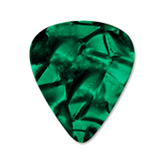 Celluloid-Green-Pearl-Home