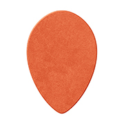 Delrex-Small-Teardrop-Orange-Home
