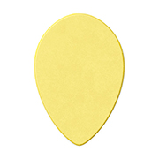 Delrex-Small-Teardrop-Yellow-Home
